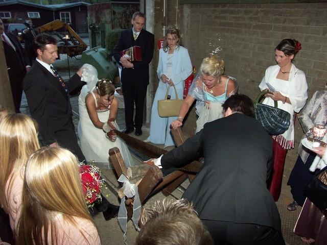 Hochzeit Svena Pierre 109 - Swenja & Pierre Mönchehaus Museum für moderne Kunst Goslar