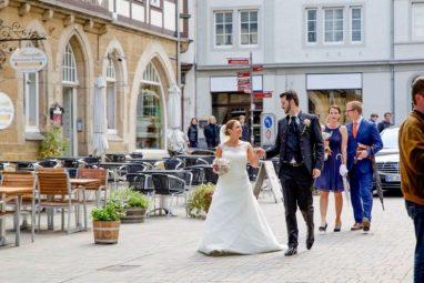 IMG 0573 382x255 - Vanessa, Marcel und das große Glück in Goslars Altstadt