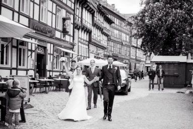 IMG 0582 383x255 - Vanessa, Marcel und das große Glück in Goslars Altstadt