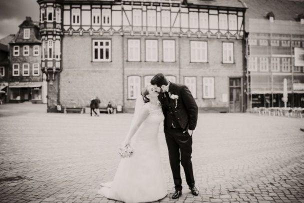 IMG 0926 608x405 - Vanessa, Marcel und das große Glück in Goslars Altstadt