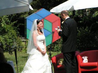 PICT3527 327x245 - Marina & Frank im Garten des St. Annen Hauses Goslar