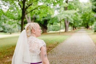 Elke Rott - Die Zeremonie - Freie Trauungen - Foto Ben Kruse