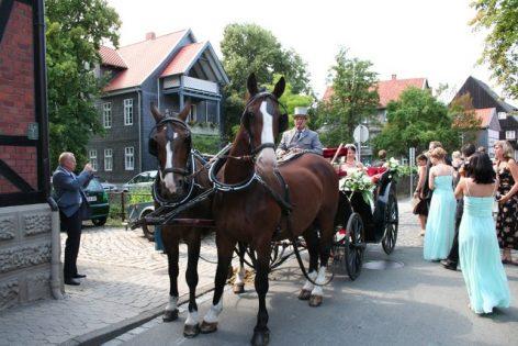 fuhr 130 472x315 - Marina & Frank im Garten des St. Annen Hauses Goslar
