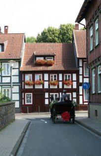 fuhr 131 204x315 - Marina & Frank im Garten des St. Annen Hauses Goslar