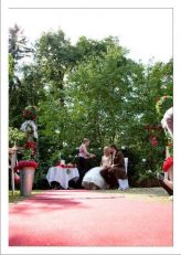 hoa 175 kopie 164x231 - Isabel und Sebastian im Garten des Waldhaus Osterwieck