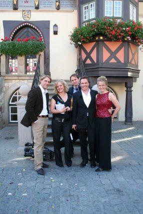 Freie Trauung Wernigerode - Elke Rott - Die Zeremonie - Frank der wedding planer