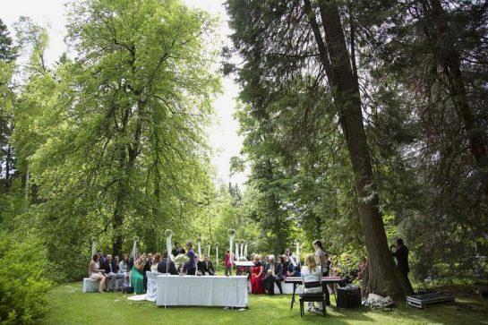 hzj 064 kopie 545x363 - Sina und Tino auf ihrer grünen Hochzeitsinsel - Hildesheimer Haus Buntenbock