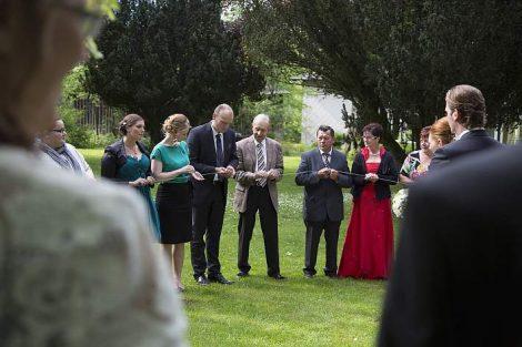 hzj 086 kopie 470x313 - Sina und Tino auf ihrer grünen Hochzeitsinsel - Hildesheimer Haus Buntenbock