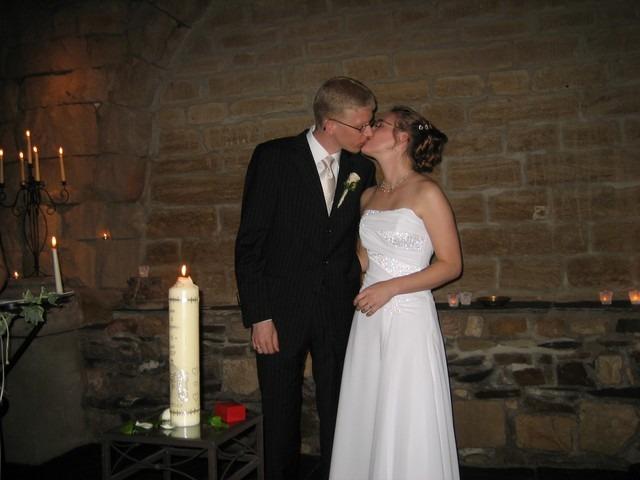 welgeII 043 - Sara und Benjamin in der historischen Kaiserpfalz zu Goslar