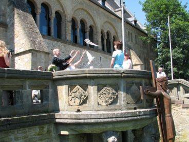 welgeII 063 368x276 - Sara und Benjamin in der historischen Kaiserpfalz zu Goslar
