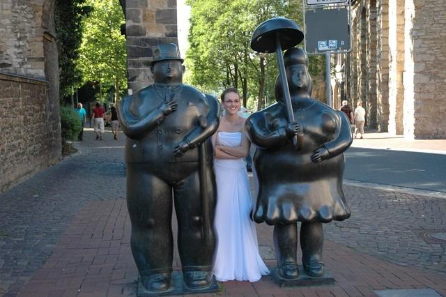 welgeII 179 - Sara und Benjamin in der historischen Kaiserpfalz zu Goslar