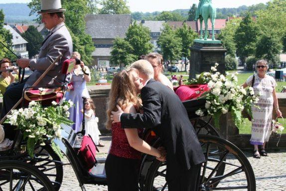 welge 030 574x383 - Sara und Benjamin in der historischen Kaiserpfalz zu Goslar