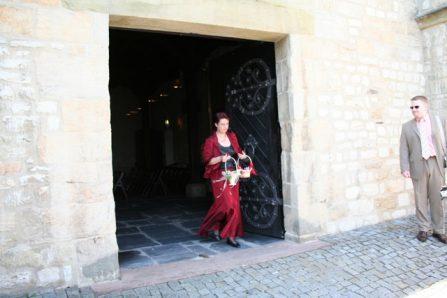 welge 105 447x298 - Sara und Benjamin in der historischen Kaiserpfalz zu Goslar