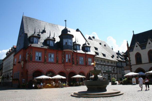 welge 226 609x406 - Sara und Benjamin in der historischen Kaiserpfalz zu Goslar
