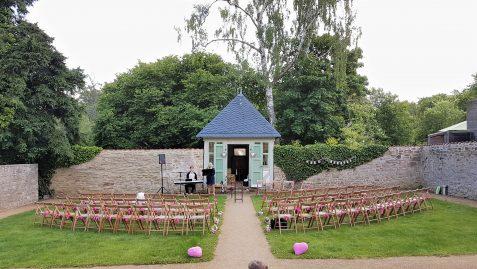 Elke Rott - Die Zeremonie - Freie Trauungen Kloster Drübeck