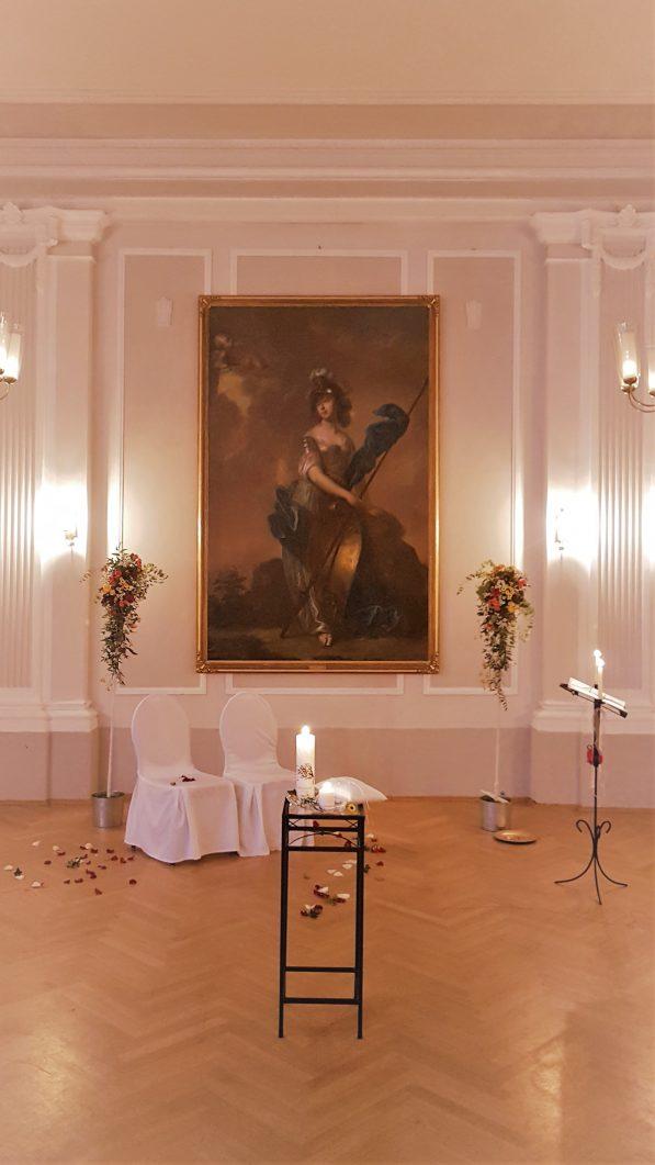 Elke Rott - Die Zeremonie - Freie Trauungen - Braunschweig