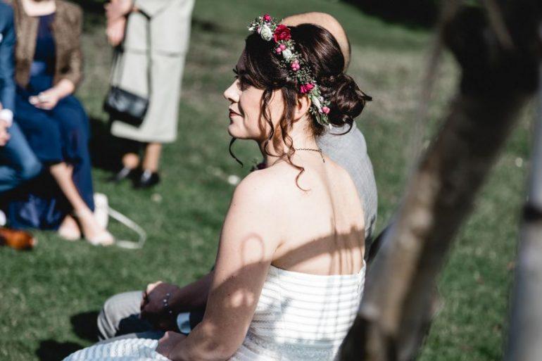 Elke Rott - Die Zeremonie - Freie Trauungen - Foto Romina Amore