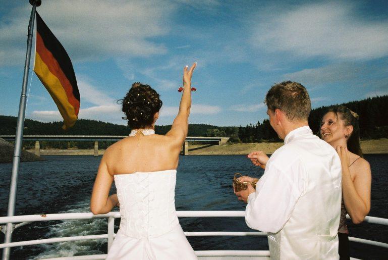 Elke Rott - Die Zeremonie - Freie Trauungen - Okersee Harz