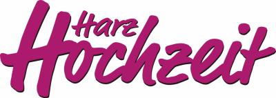 Harz hochzeit Logo
