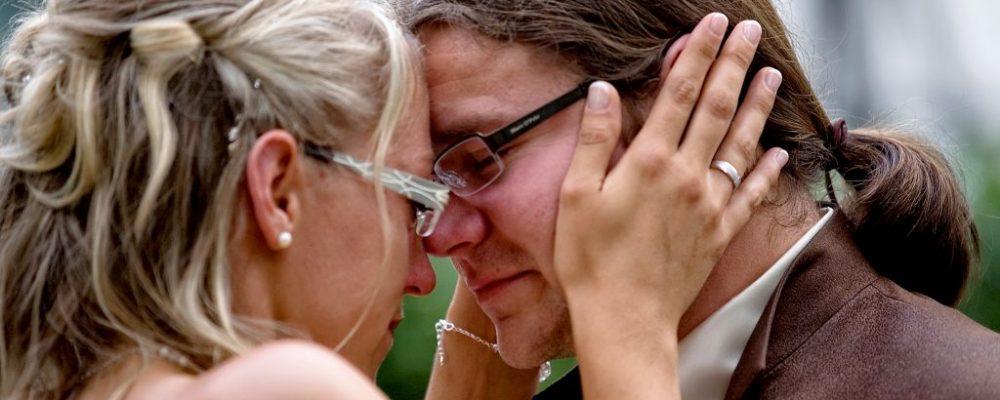 Elke Rott - Die Zeremonie - Freie Trauungen - Foto Inka Bäthge