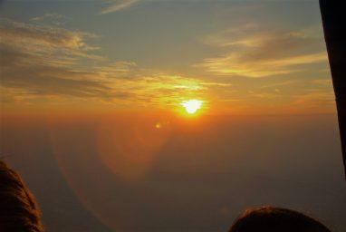 Elke Rott - Die Zeremonie - Freie Trauungen ... Sonnenaufgang im Heißluftballon
