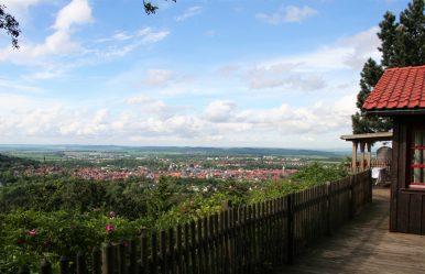 Elke Rott - Die Zeremonie - Freie Trauung - Goslar 1548 Maltermeister Turm