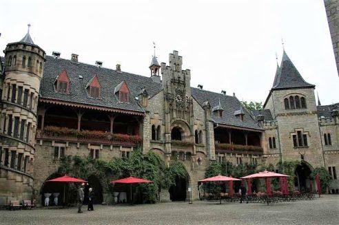 Elke Rott - Die Zeremonie - Freie Trauung - Hannover Schloss Marienburg