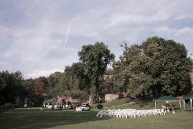 Elke Rott - Die Zeremonie - Freie Trauung - Nörten Hardenberg BurgHotel Ruine Gewölbe