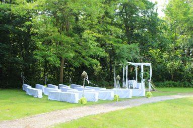 Elke Rott - Die Zeremonie - Freie Trauung Schlossvilla Derenburg