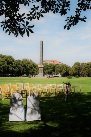 Elke Rott - Die Zeremonie - Freie Trauung - Braunschweig Löwenwall