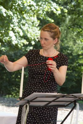 Elke Rott - Die Zeremonie - Foto Vivien Hundeshagen
