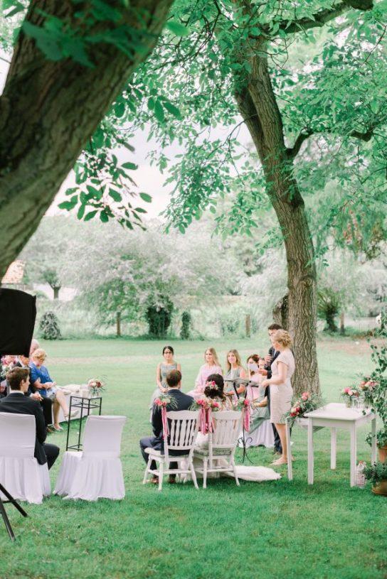 Elke Rott - Die Zeremonie - Freie Trauungen - Foto Mareike Murray