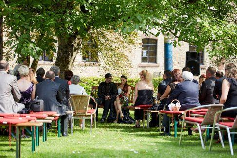 Freie Trauung Bad Gandersheim - Elke Rott - Die-Zeremonie.de - Foto Vivien Paul