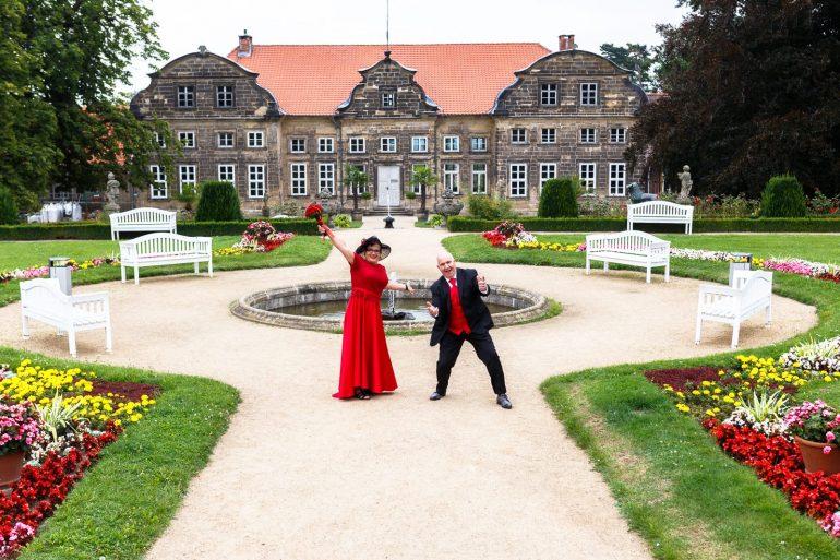 Freie Trauung Elke Rott - 4 Hochzeiten und eine Traumreise in Blankenburg - Foto Ronny Grundmann