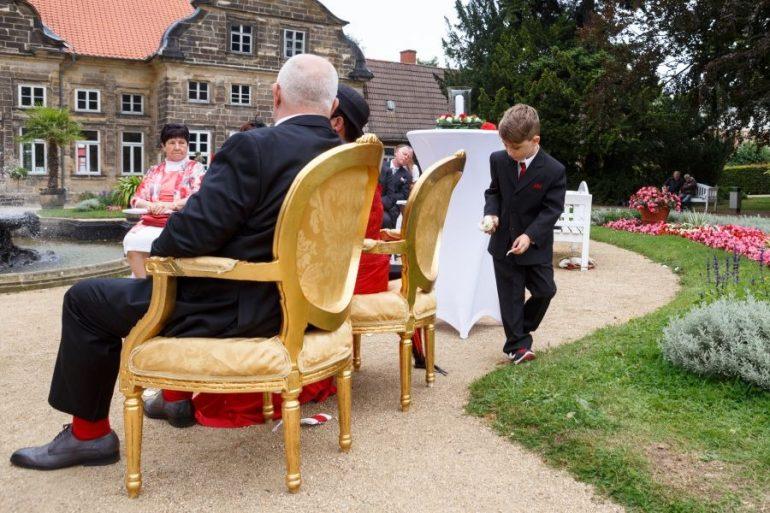 """Hochzeit Trauung Marion und Armin 160 von 244 770x513 - Marion & Armin in Blankenburg * Mit """"4 Hochzeiten"""" ins Glück"""