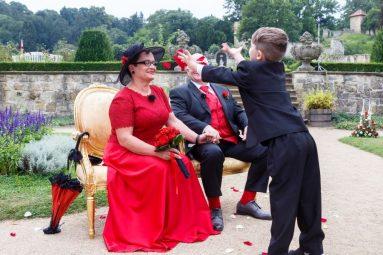 """Hochzeit Trauung Marion und Armin 163 von 244 383x255 - Marion & Armin in Blankenburg * Mit """"4 Hochzeiten"""" ins Glück"""
