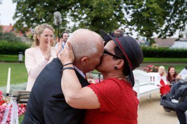 """Hochzeit Trauung Marion und Armin 170 von 244 382x254 - Marion & Armin in Blankenburg * Mit """"4 Hochzeiten"""" ins Glück"""