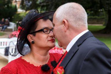 """Hochzeit Trauung Marion und Armin 172 von 244 383x255 - Marion & Armin in Blankenburg * Mit """"4 Hochzeiten"""" ins Glück"""