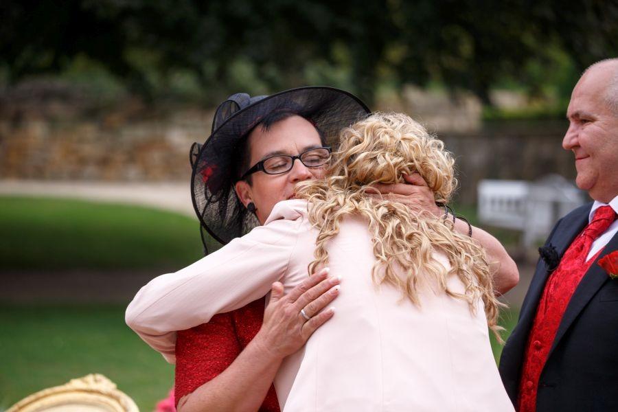 Hochzeit Trauung Marion und Armin 190 von 244 - Grüße aus dem Off