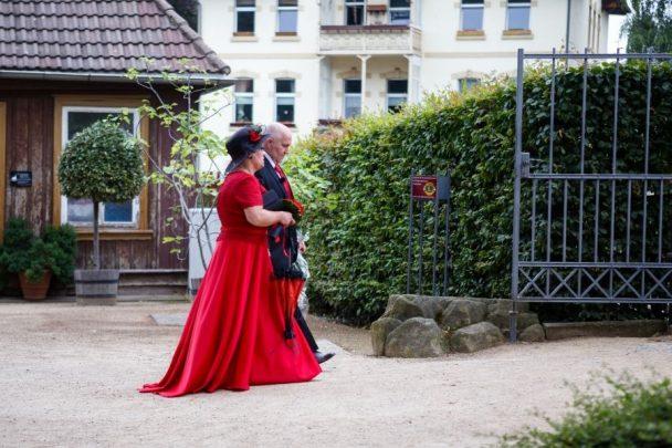 """Hochzeit Trauung Marion und Armin 244 von 244 608x405 - Marion & Armin in Blankenburg * Mit """"4 Hochzeiten"""" ins Glück"""