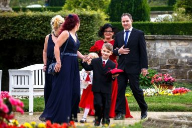 """Hochzeit Trauung Marion und Armin 36 von 244 382x255 - Marion & Armin in Blankenburg * Mit """"4 Hochzeiten"""" ins Glück"""