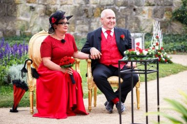 """Hochzeit Trauung Marion und Armin 48 von 244 383x255 - Marion & Armin in Blankenburg * Mit """"4 Hochzeiten"""" ins Glück"""