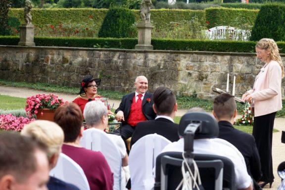 """Hochzeit Trauung Marion und Armin 63 von 244 576x384 - Marion & Armin in Blankenburg * Mit """"4 Hochzeiten"""" ins Glück"""