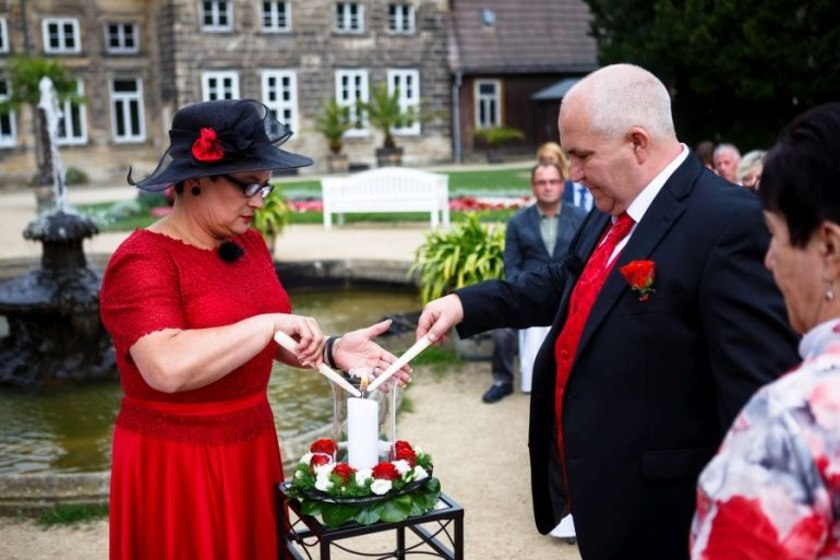 """Hochzeit Trauung Marion und Armin 78 von 244 770x513 - Marion & Armin in Blankenburg * Mit """"4 Hochzeiten"""" ins Glück"""