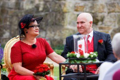 """Hochzeit Trauung Marion und Armin 87 von 244 383x255 - Marion & Armin in Blankenburg * Mit """"4 Hochzeiten"""" ins Glück"""