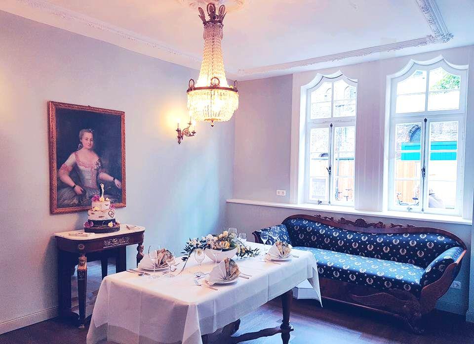 Hotel Alte Münze Goslar - Hochzeit - Freie Trauung - Elke Rott - Die Zeremonie