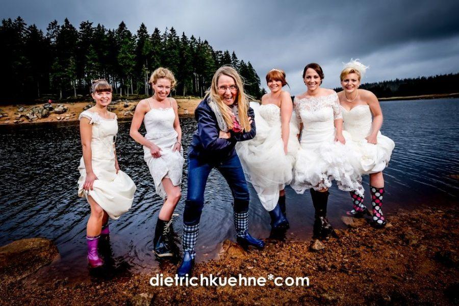 Elke Rott - Die Zeremonie - Freie Trauungen im Harz, Heide und überall - Foto Dietrich Kühne