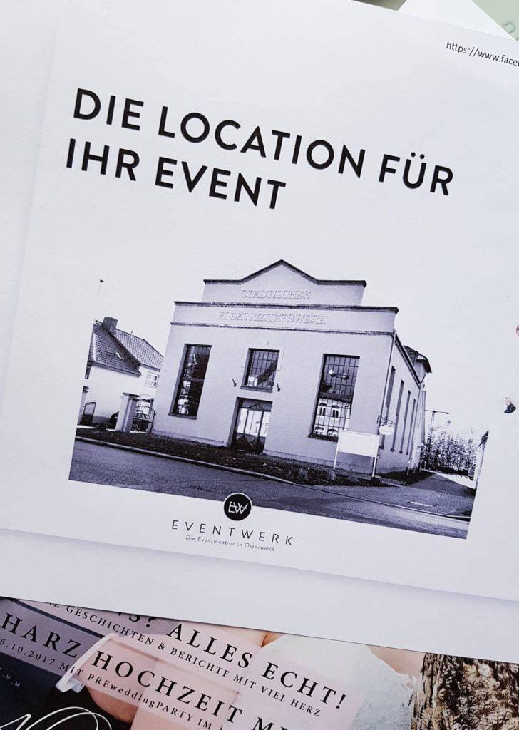 Eventwerk Osterwieck - Die Partylocation - Hochzeit - Freie Trauung - Elke Rott - Die Zeremonie