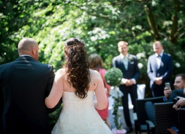 WeddingF 5779 383x276 - Kathrin und Marc im Waldhaus Osterwieck