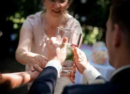 WeddingF 6110 455x329 - Kathrin und Marc im Waldhaus Osterwieck